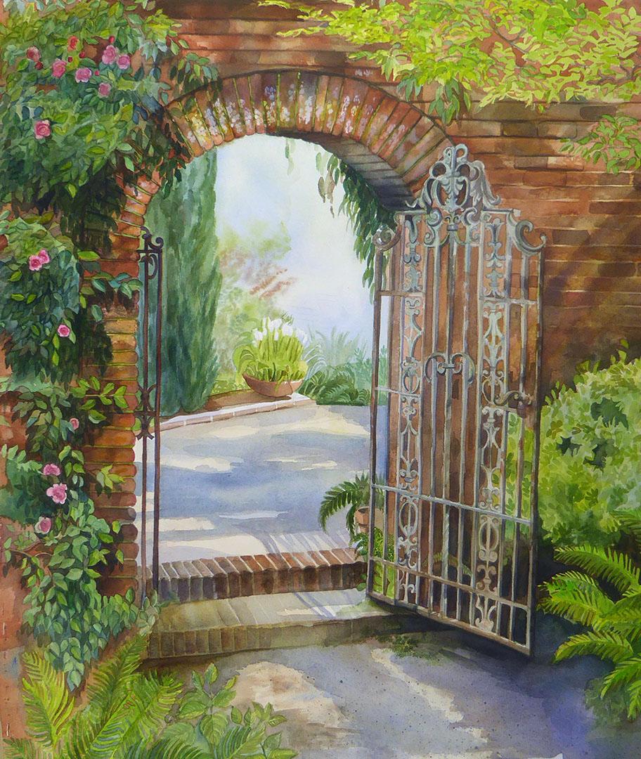 garden-filoli-gate